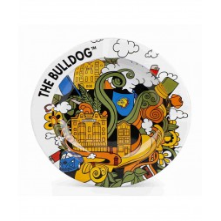 The Bulldog - Metal table ashtray