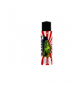 Clipper - Clipper Bud - Lighter with rubber cover
