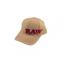 RAW - Classic Hat - Cap with Logo - Beige