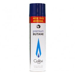 Colibrì - Premium BUTANE - Butane gas refill can - 400 ml