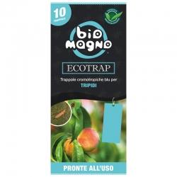 Biomagno - Ecotrap - Chromotropic trap for thrips - 10x22 cm -10 pcs.