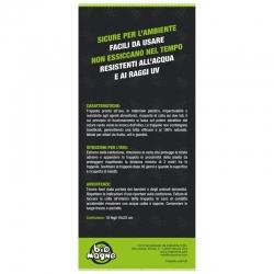 Biomagno - Ecotrap - Chromotropic trap for olive fly - 10x22 cm - 10 pcs