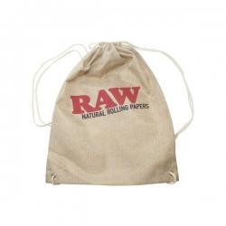 RAW - Drawstring Bag - Soft drawstring bag - Beije