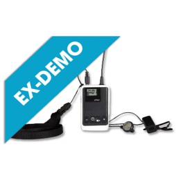 (ED) Audio guide system - Bidirectional transmitter