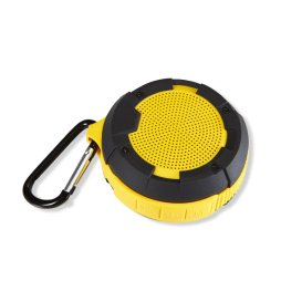 Portable Bluetooth Speaker with Built-in Audio Player