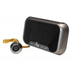 Spioncino Elettronico per Porta con Display e Microcamera