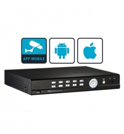 dvr with android and ios app