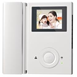 """Video door phone with 3.5 """"Display"""