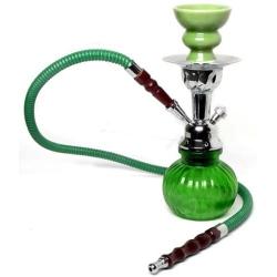 Narghilè Verde 24 cm
