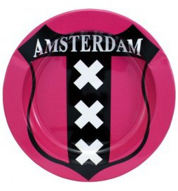 Amsterdam XXX table ashtray