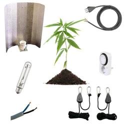 HPS 400w Agro - Kit per coltivazioni indoor