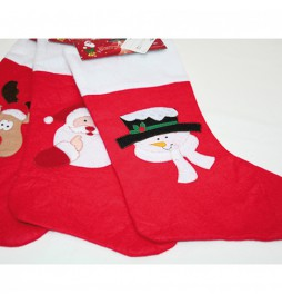 XXL Christmas Stockings 42 x 19 cm