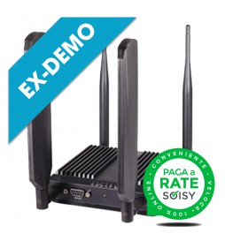 (ED) Wi-Fi router with 4G LTE modem