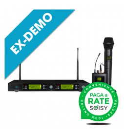 (ED) Wireless Microphone System