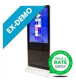 (ED) Totem Multimediale a Pavimento con Touchscreen 42""