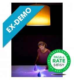 (ED) Interactive Lamp for Animated Projections