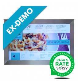 """(ED) 46 """"All-in-One Touchscreen Monitor with Frame"""