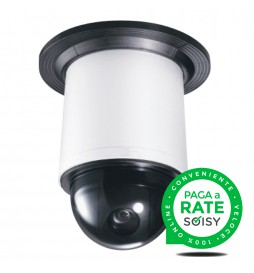 Indoor Analog Speed Dome Camera with IR
