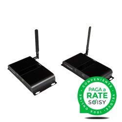 Trasmettitore + Ricevitore HDMI Wireless