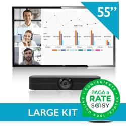 Professional videoconferencing - Large Kit