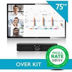 Pacchetto Videoconferenza Professionale - Over Kit