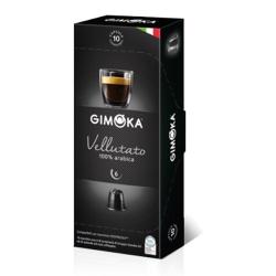 10 x Capsule Vellutato (per Nespresso) - Gimoka