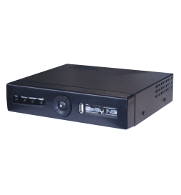 8-Channel DVR with 160GB Hard Disk Included