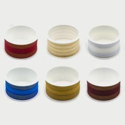 Nastri Colorati Decorativi per Pacchi Regalo