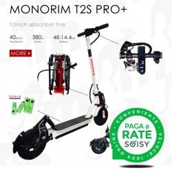 Monorim T2S Pro+ (47Km) - Monopattino elettrico