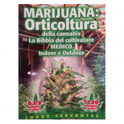 Orticoltura della Cannabis - Bibbia di Cervantes