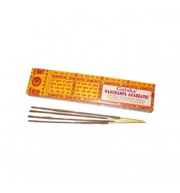 Goloka Nag Champa Agarbathi - Scented incense (pack of 16g)