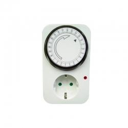 Cornwall Electronic - Timer analogico 24h con step di 15 minuti