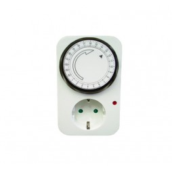 Cornwall Electronic - Timer Meccanico - Analogico - Step di 15min