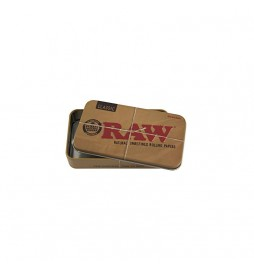 RAW Tin Case - Metal box for accessories