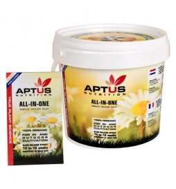 APTUS ALL-IN-ONE pellets - Plant nutrition (100g)