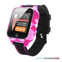 Smarttrackerkids 20T - Smartwatch per bambini (Rosa)