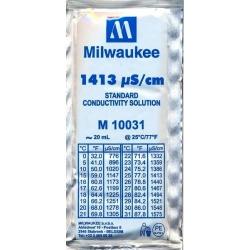 Milwaukee EC 1413 μS (M10031B) - Calibration solution for EC meters