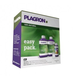 PLAGRON easy pack - Nutrienti di base + booster
