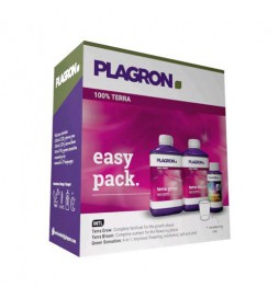 PLAGRON easy pack - Mineral based nutrients
