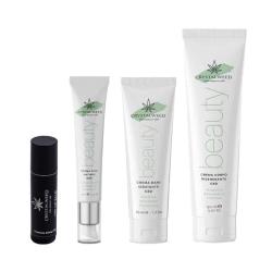 CrystalWeed Beauty - Set of moisturizing hand and body creams + lip balm