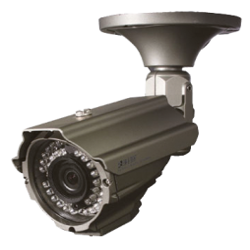 IP67 Outdoor Analog Bullet Camera with IR