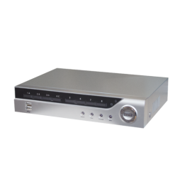 16 Channel DVR with 500GB Hard Disk Included