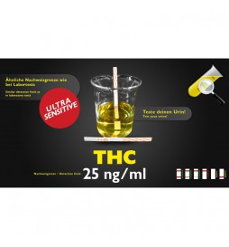 Clean U - Drug Test - THC - Ultra Sensitive