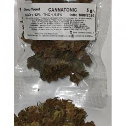 Cannatonic Deep Weed - Cannabis light (5g)