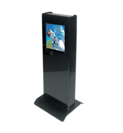 Mini Totem Support for Electronic Business Card
