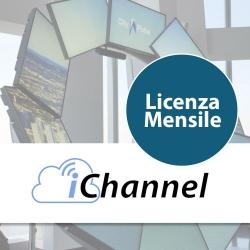 iChannel - Licenza Mensile