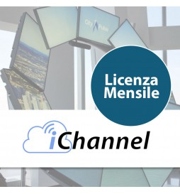 iChannel - Monthly License