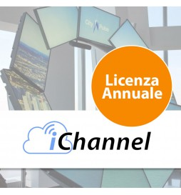 iChannel - Licenza Annuale