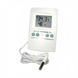 Cornwall Electronics - Digital Thermohygrometer - Min Max - With Temperature Probe