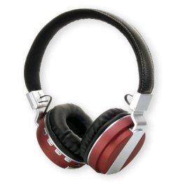 Bluetooth Headphones with Integrated FM Radio and MP3 Player